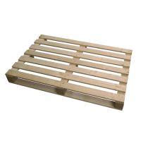 Palete de madeira 1200x800x127 mm - ISPM15