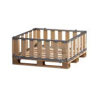 MPBOX removível 1200x800x350mm - madeira