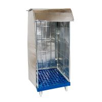 Capa isotérmica para roll container 820x730x1475mm