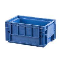 Caixa empilhável azul 297x198x147,5mm - 8,67 litros