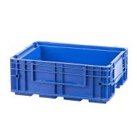 Caixa empilhável azul 396x297x147,5mm - 17,35 litros