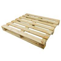 Palete de madeira carga ligeira 1200x1000x120mm