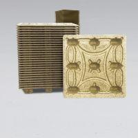 Palete em fibra de madeira 1140x1140mm