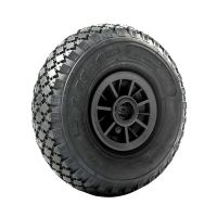 Rodas pneumáticas Matador 260x85mm - 20 mm de diâmetro