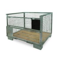 Gitterbox usada DIN1240x835x970mm - UIC 435-2