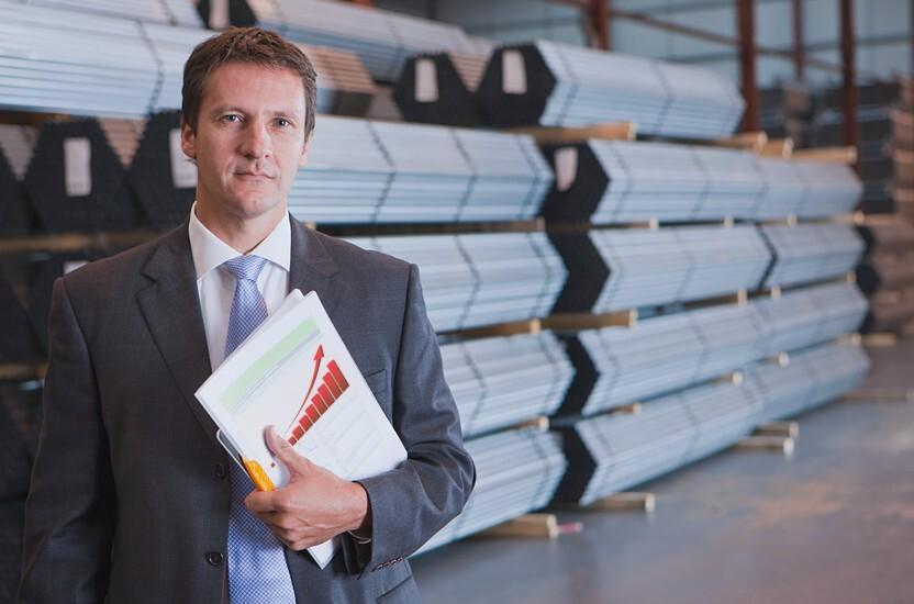 Aluguer de embalagens metálicas como solução para o aumento dos preços do aço