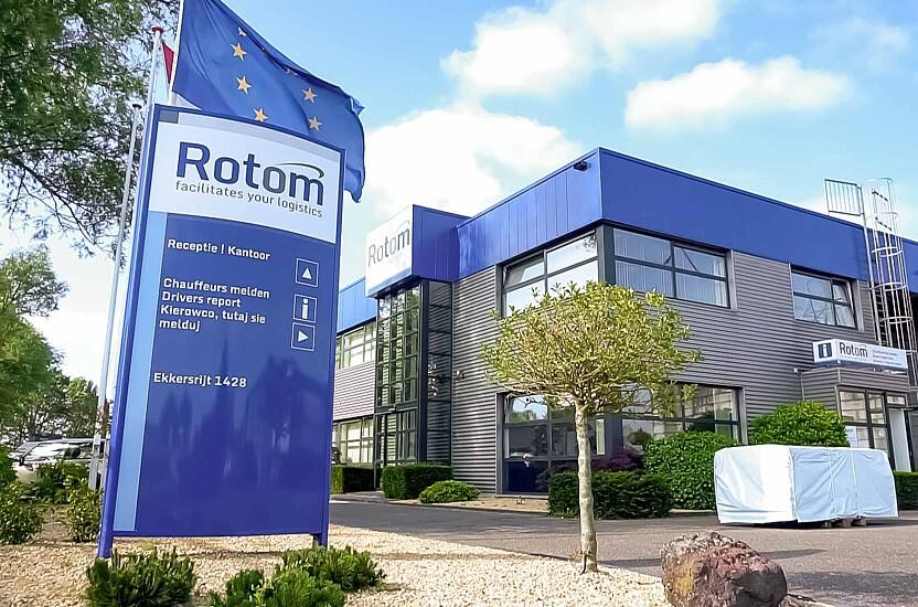 Rotom Europe atrai capital para obter crescimento da Waterland