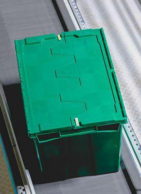 7 Vantagens de Caixas plásticas para distribuição