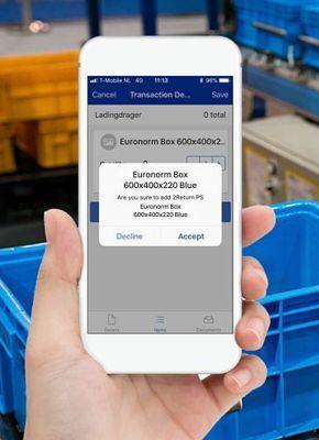 Pooling de embalagens - descubra os benefícios